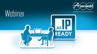 Webinar zum Thema All-IP