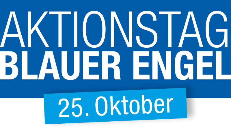 Aktionstag Blauer Engel