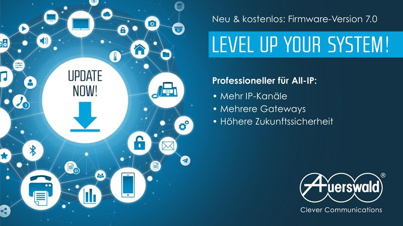 Level up your System: Firmware 7.0