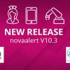 novalink – Neues Software-Release 10.3