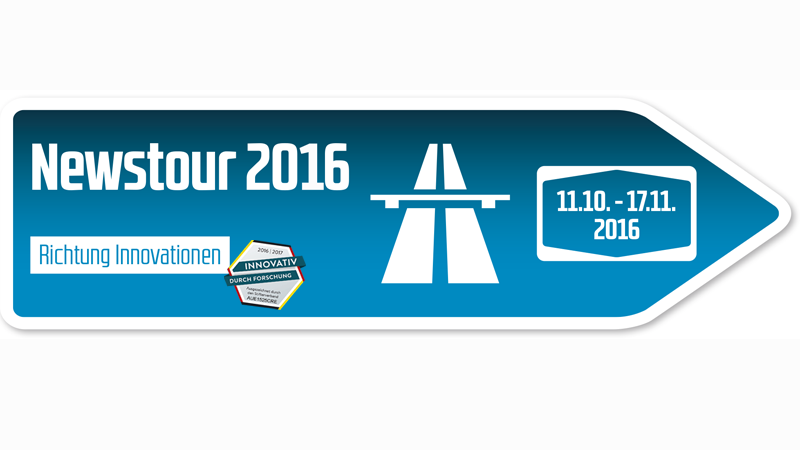 Newstour 2016 – Save the Date