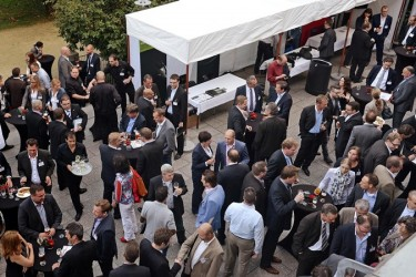 Networking beim Systemhauskongress 2013
